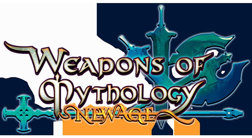 Weapons of Mythology logo