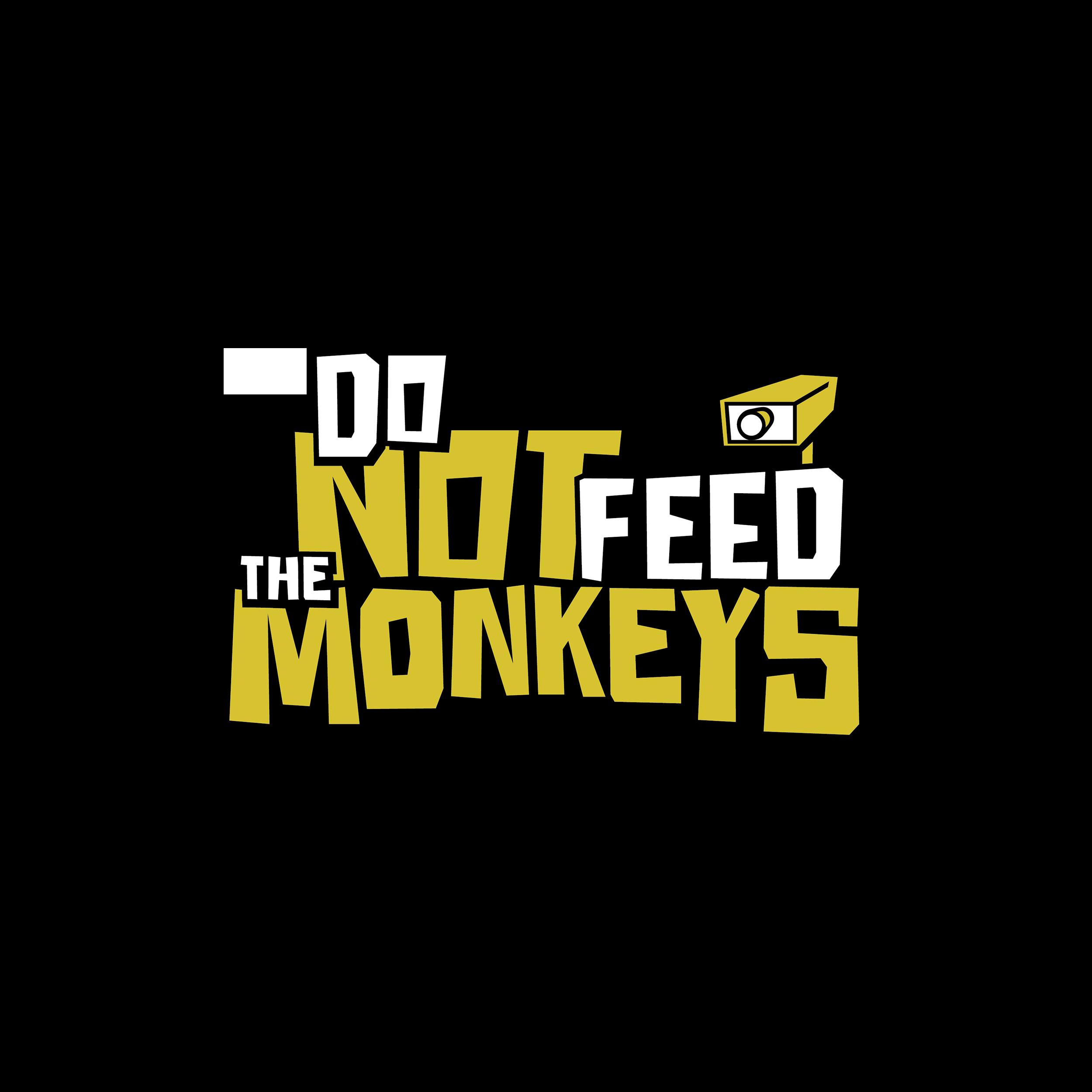 Do Not Feed The Monkeys logo