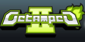 Getamped 2 logo