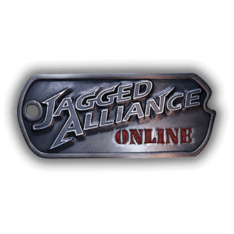 Jagged Alliance Online logo