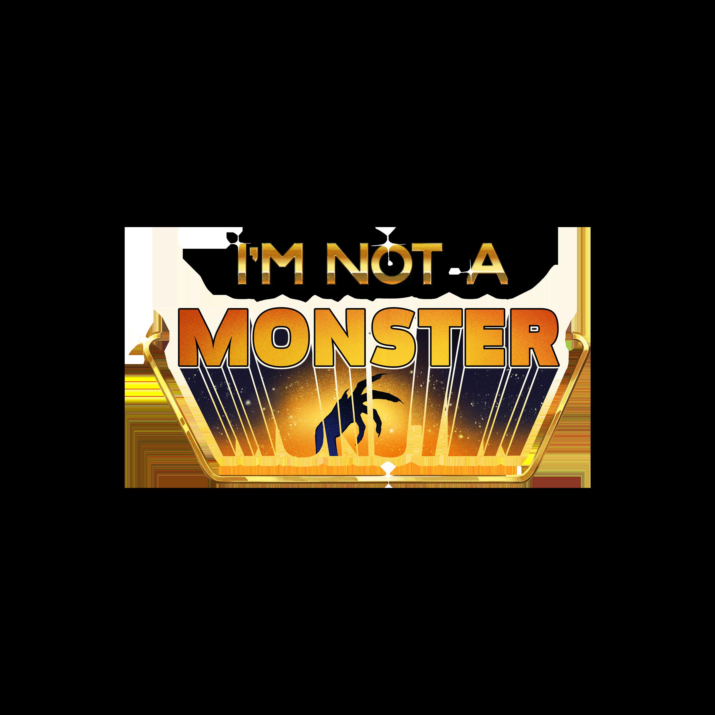 I am not a Monster: First Contact logo