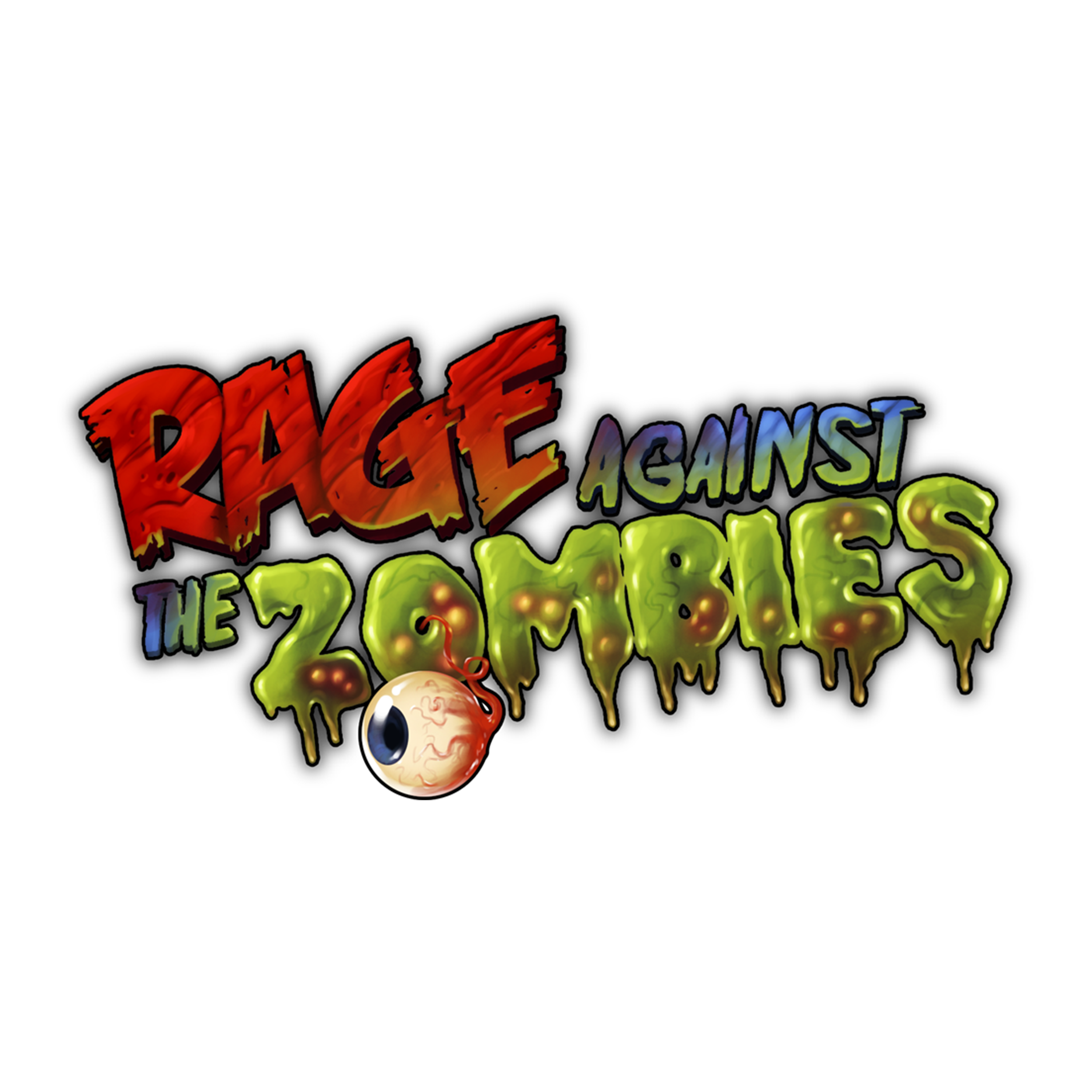 Rage Against The Zombies logo