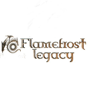 Flamefrost Legacy logo