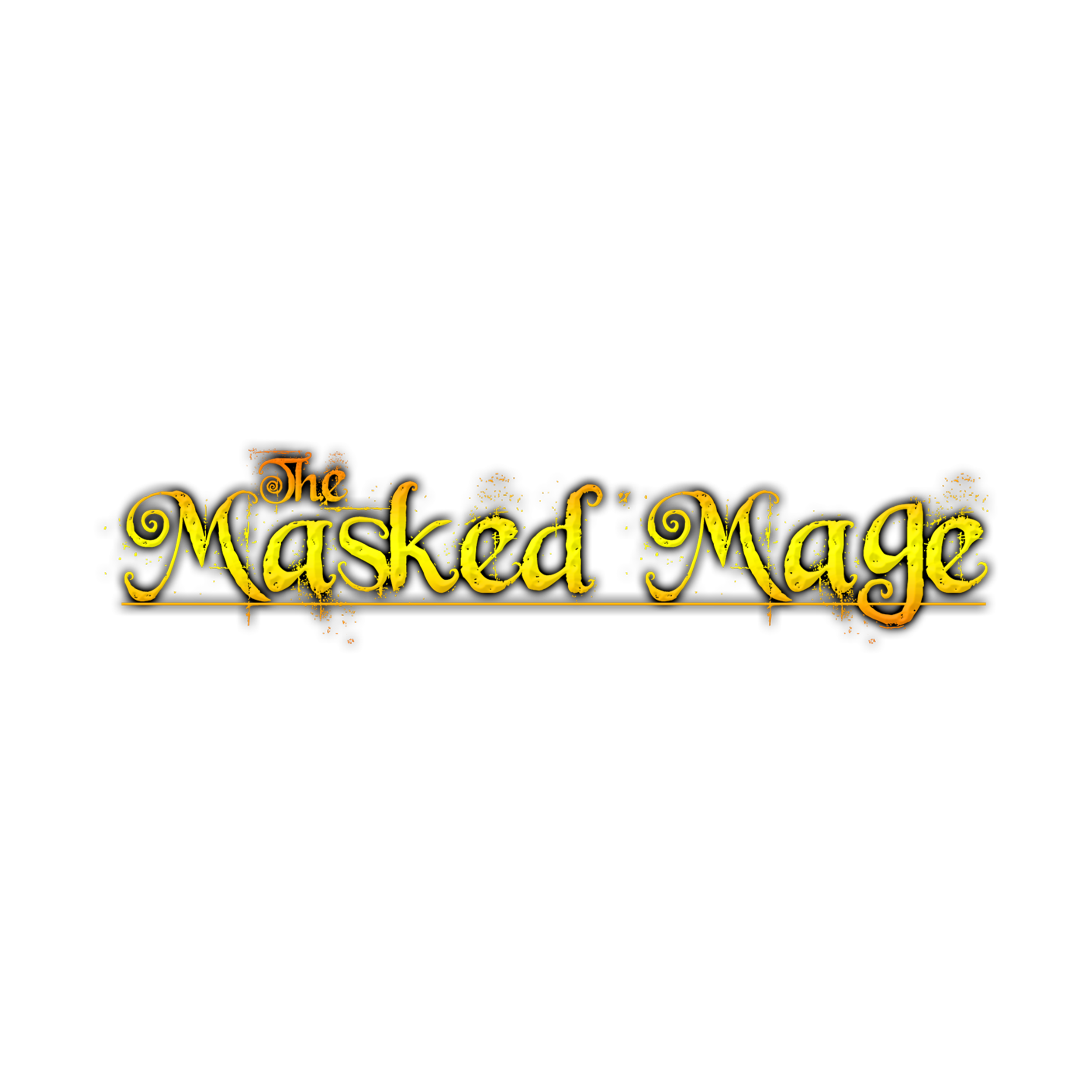 The Masked Mage logo