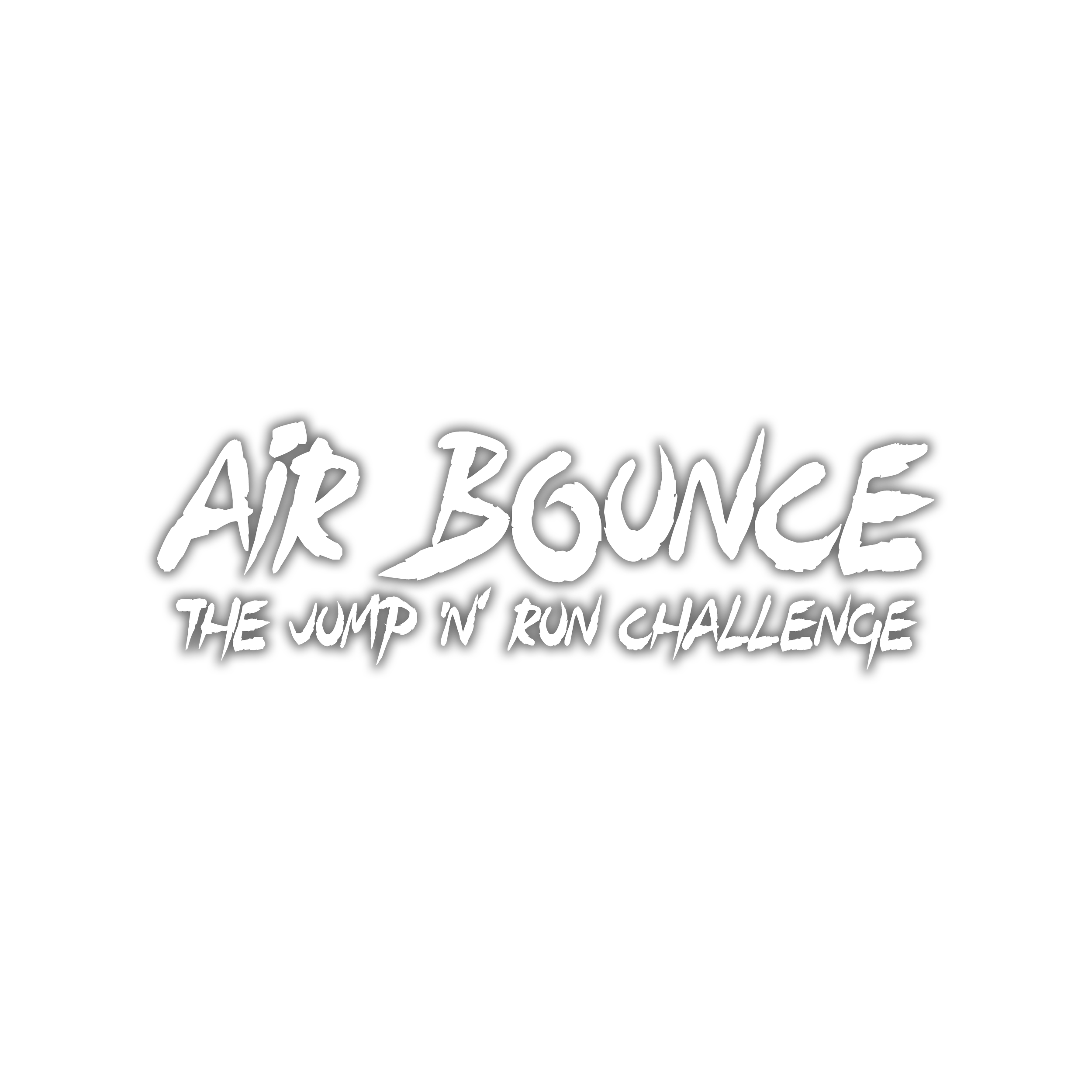 Air Bounce - The Jump n Run Challenge logo