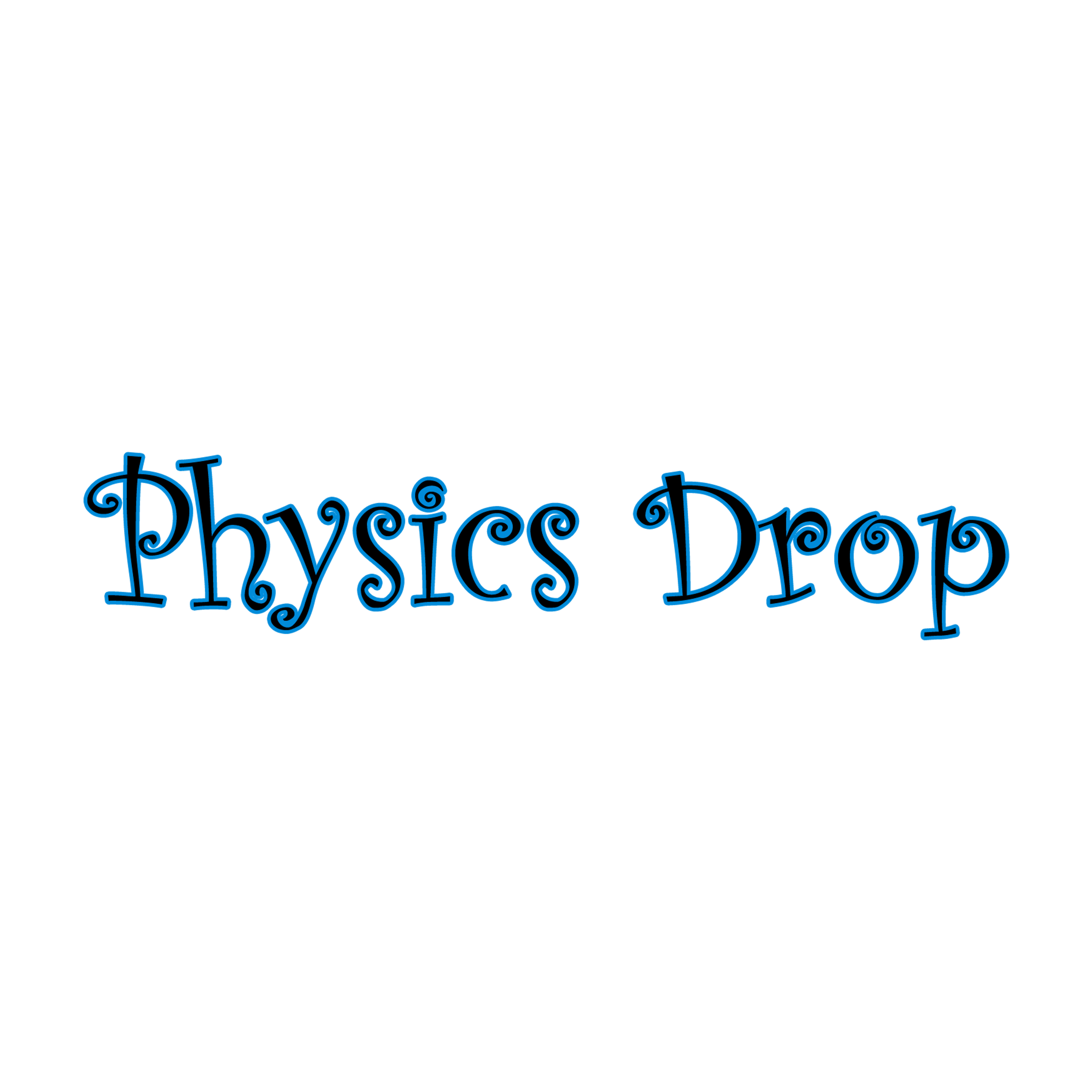 Physics Drop logo