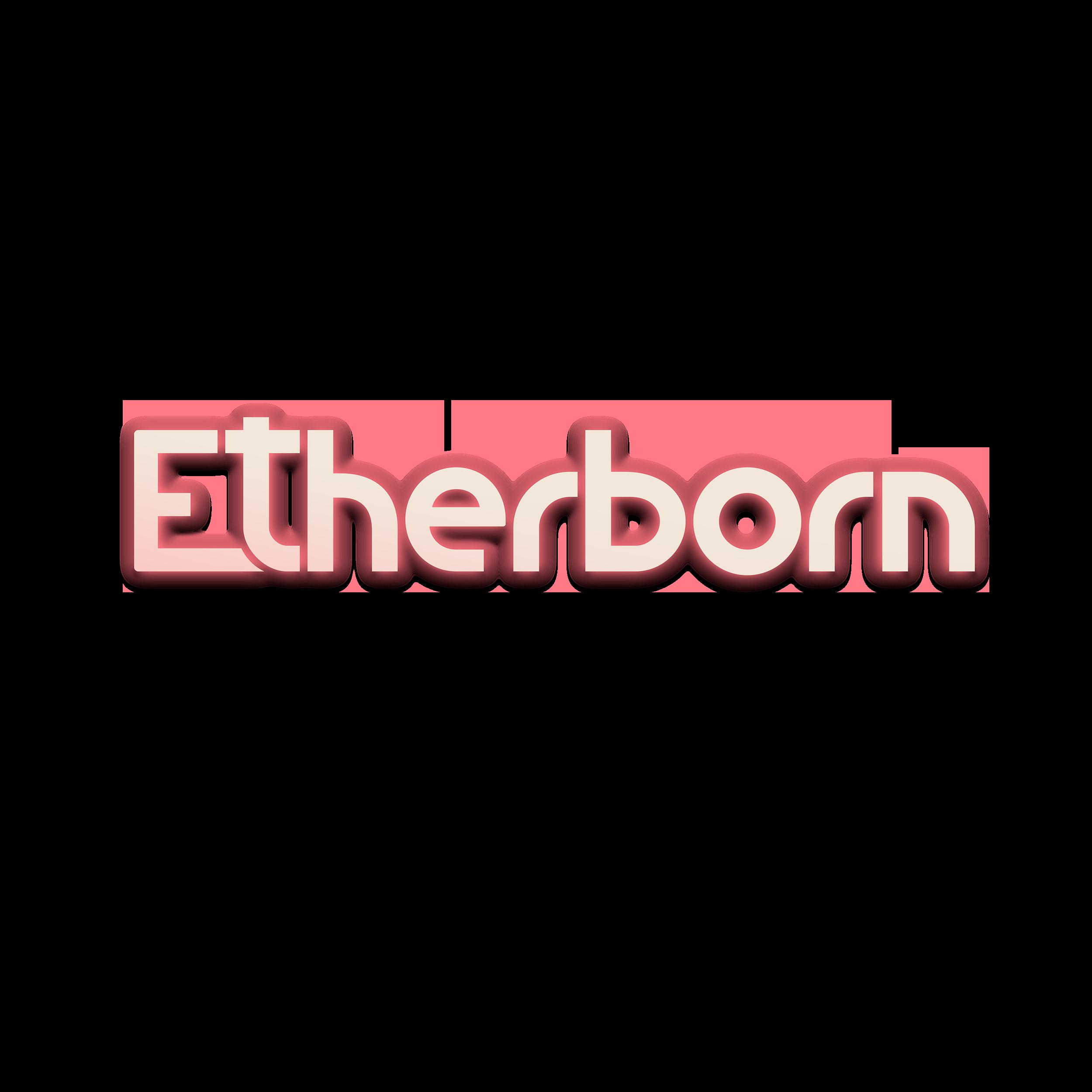 Etherborn logo