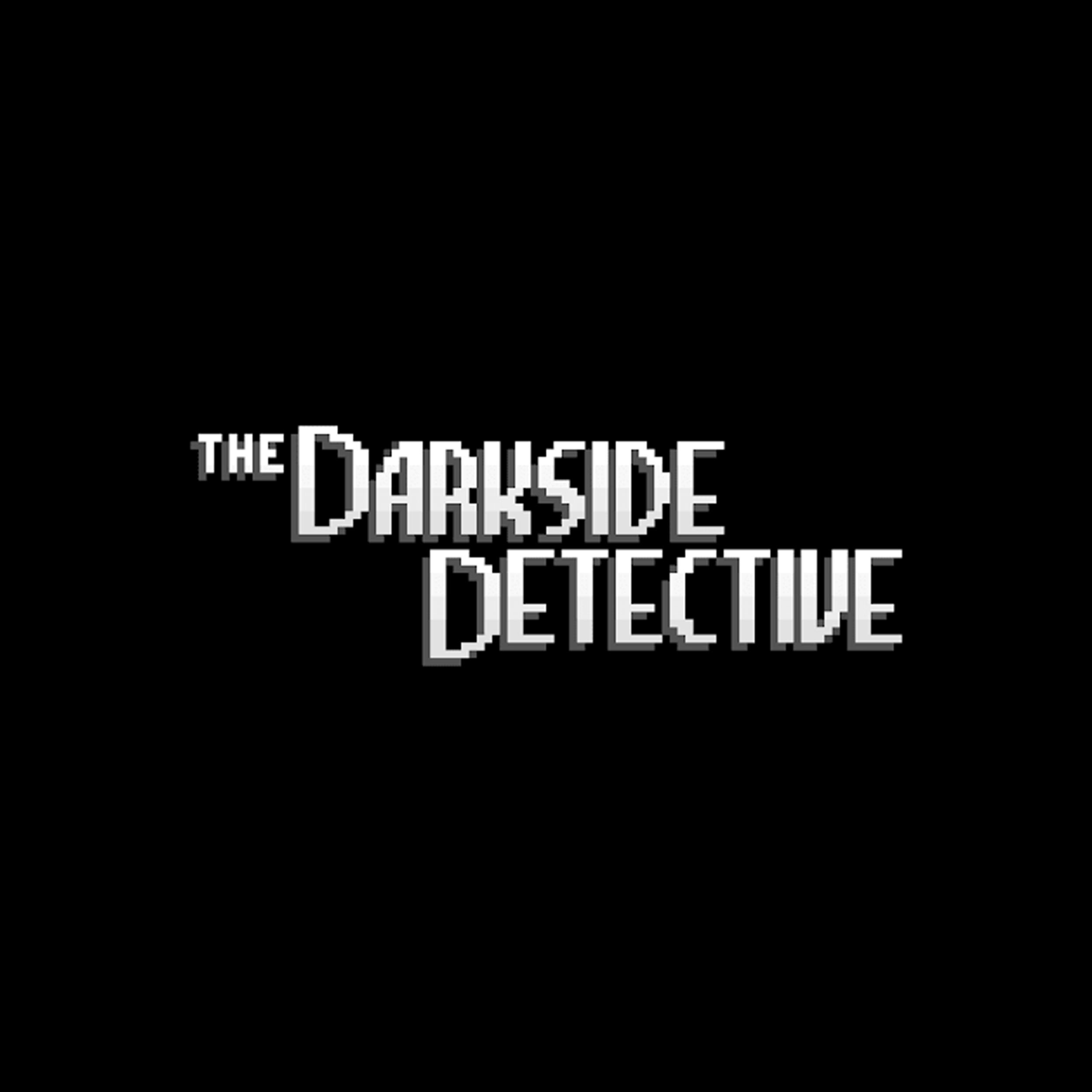 The Darkside Detective logo