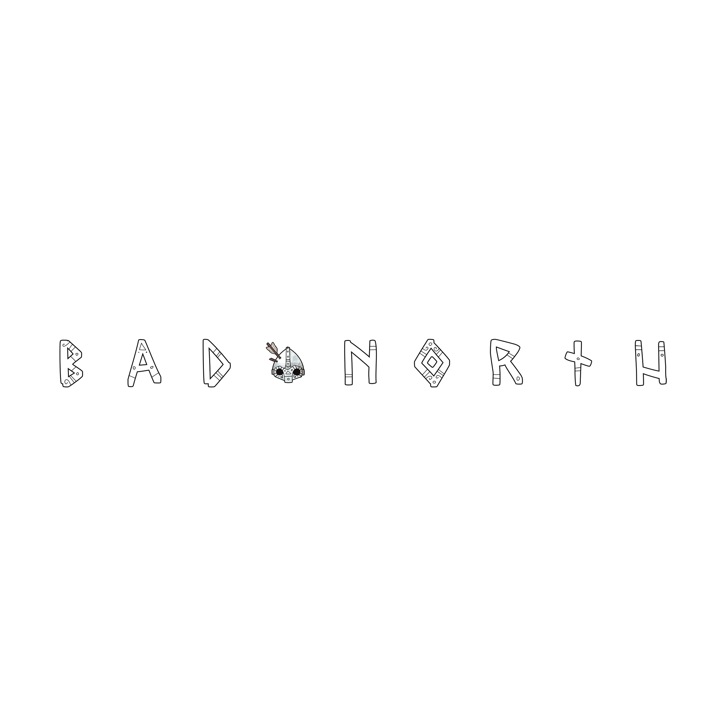 Bad North logo