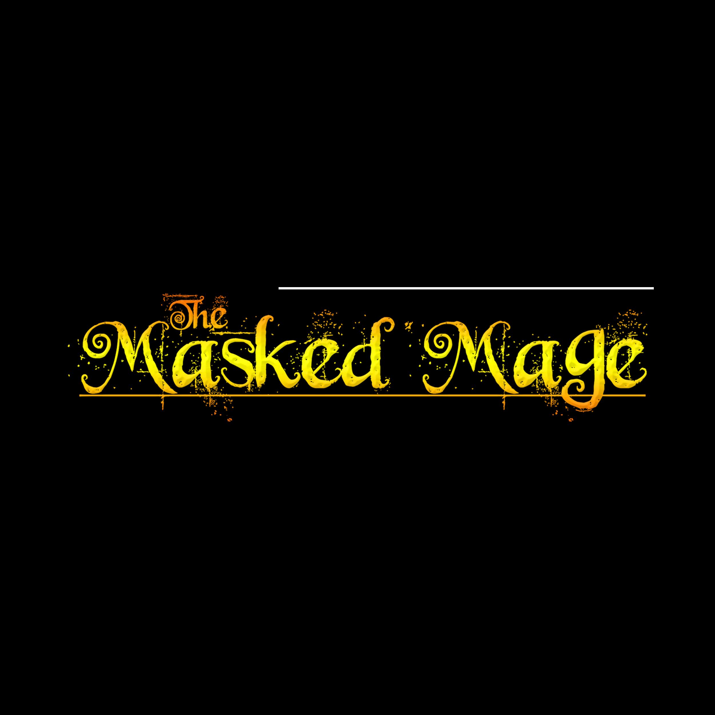 The Masked Mage logo