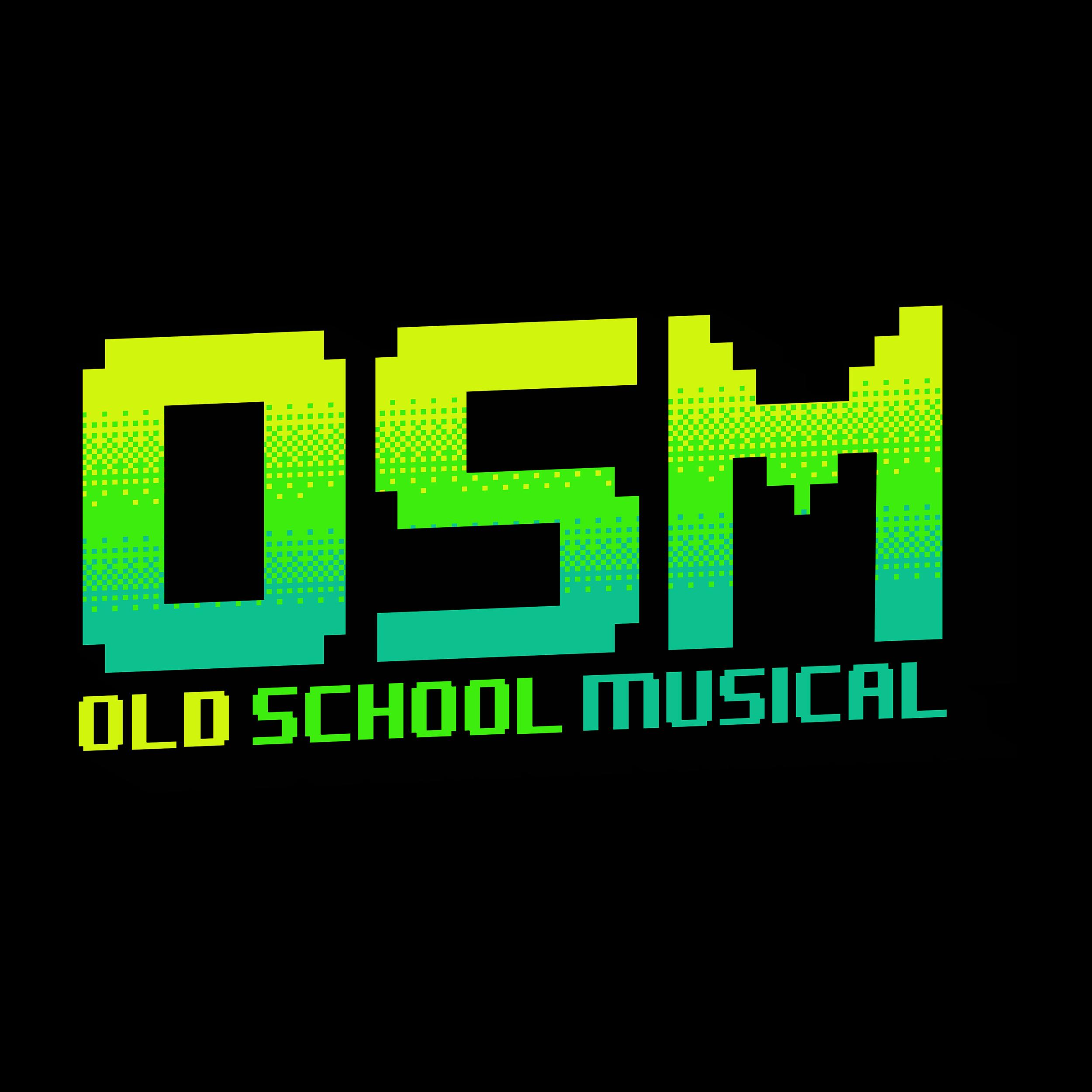 Old School Musical logo