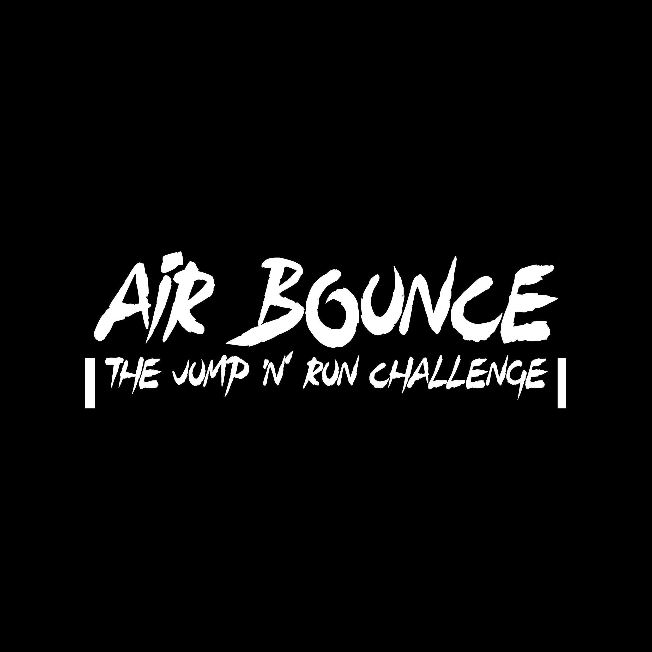 Air Bounce - The Jump n Run Challenge logo