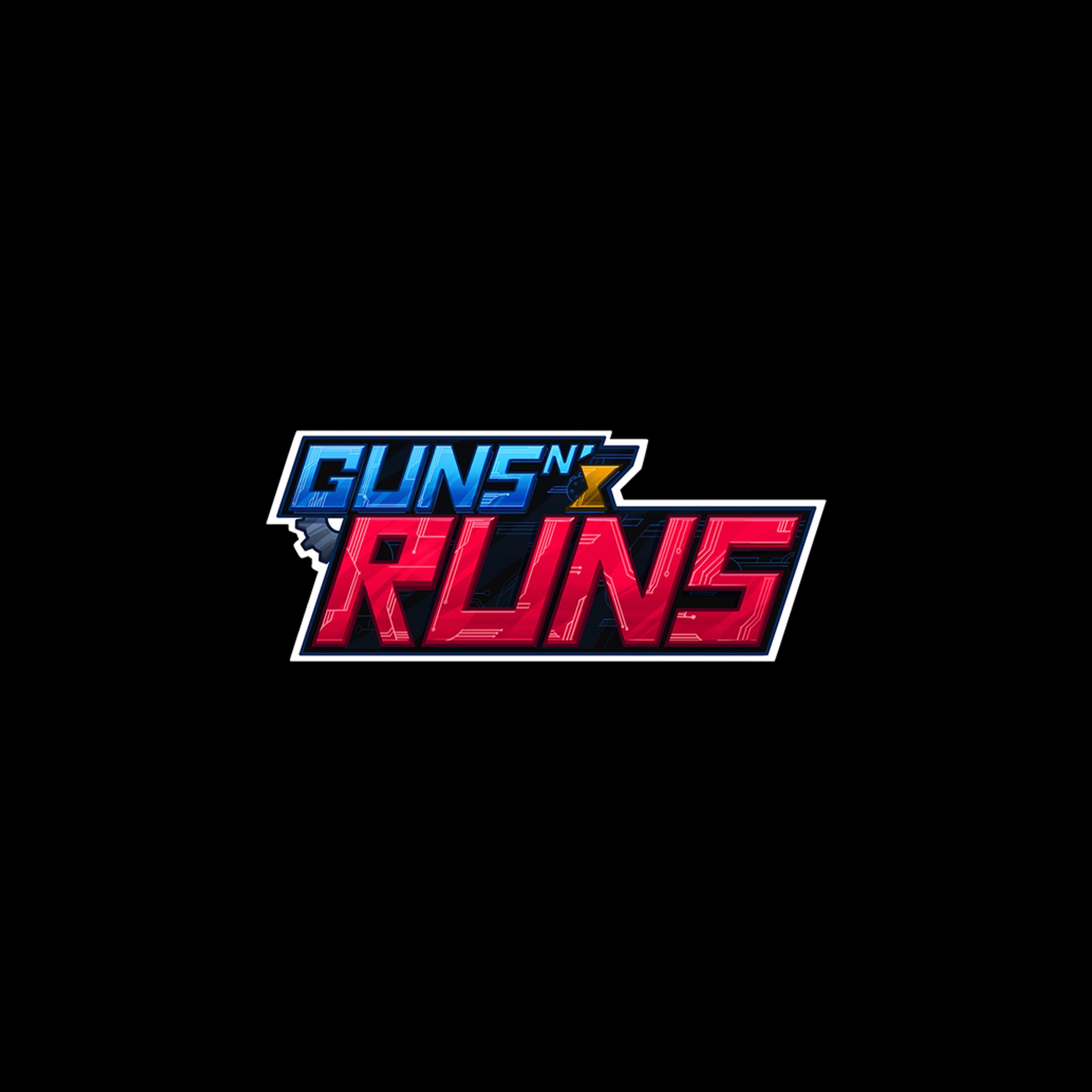 Guns N' Runs logo