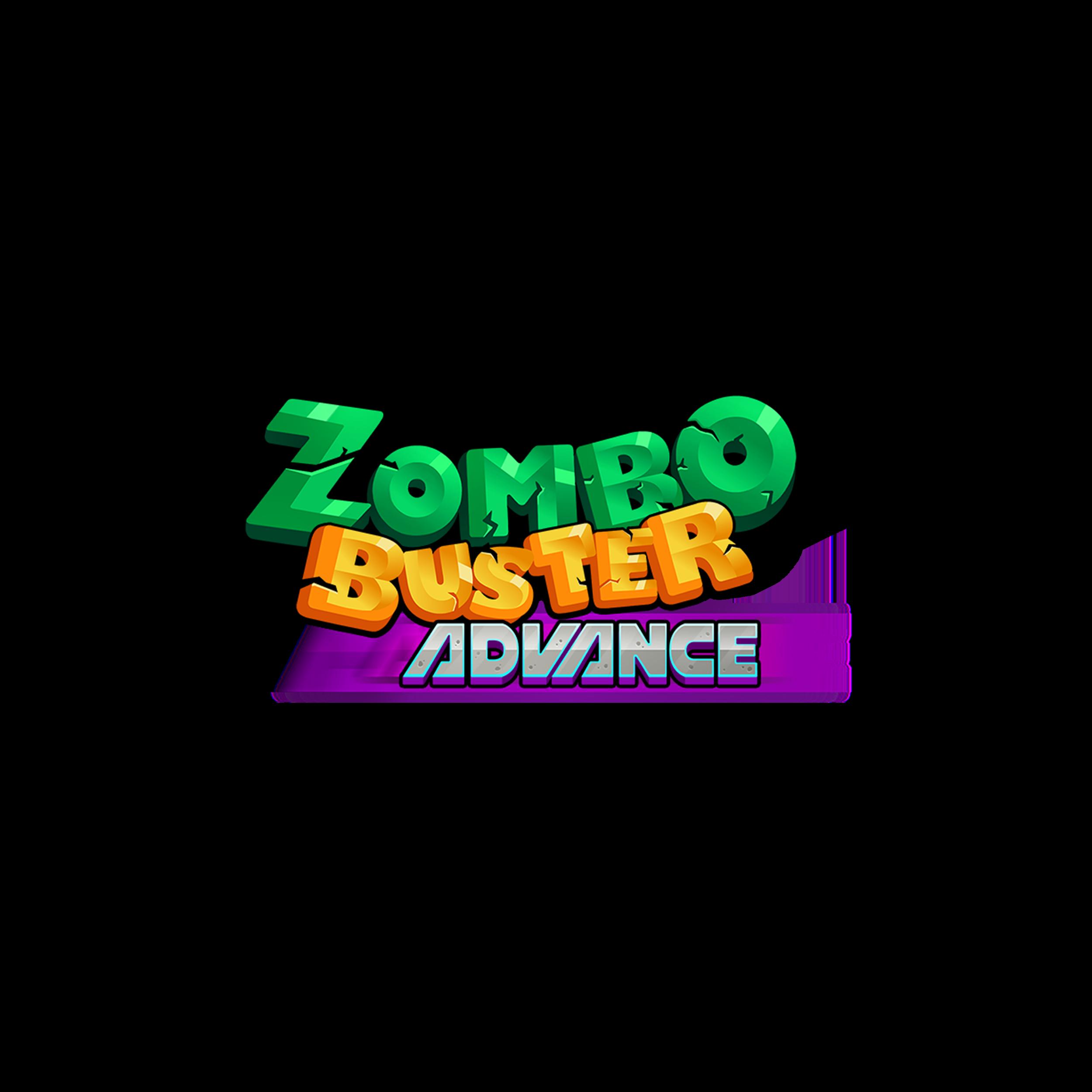Zombo Buster Advance logo