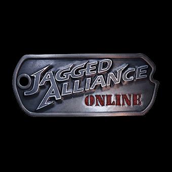 Jagged Alliance Online logo