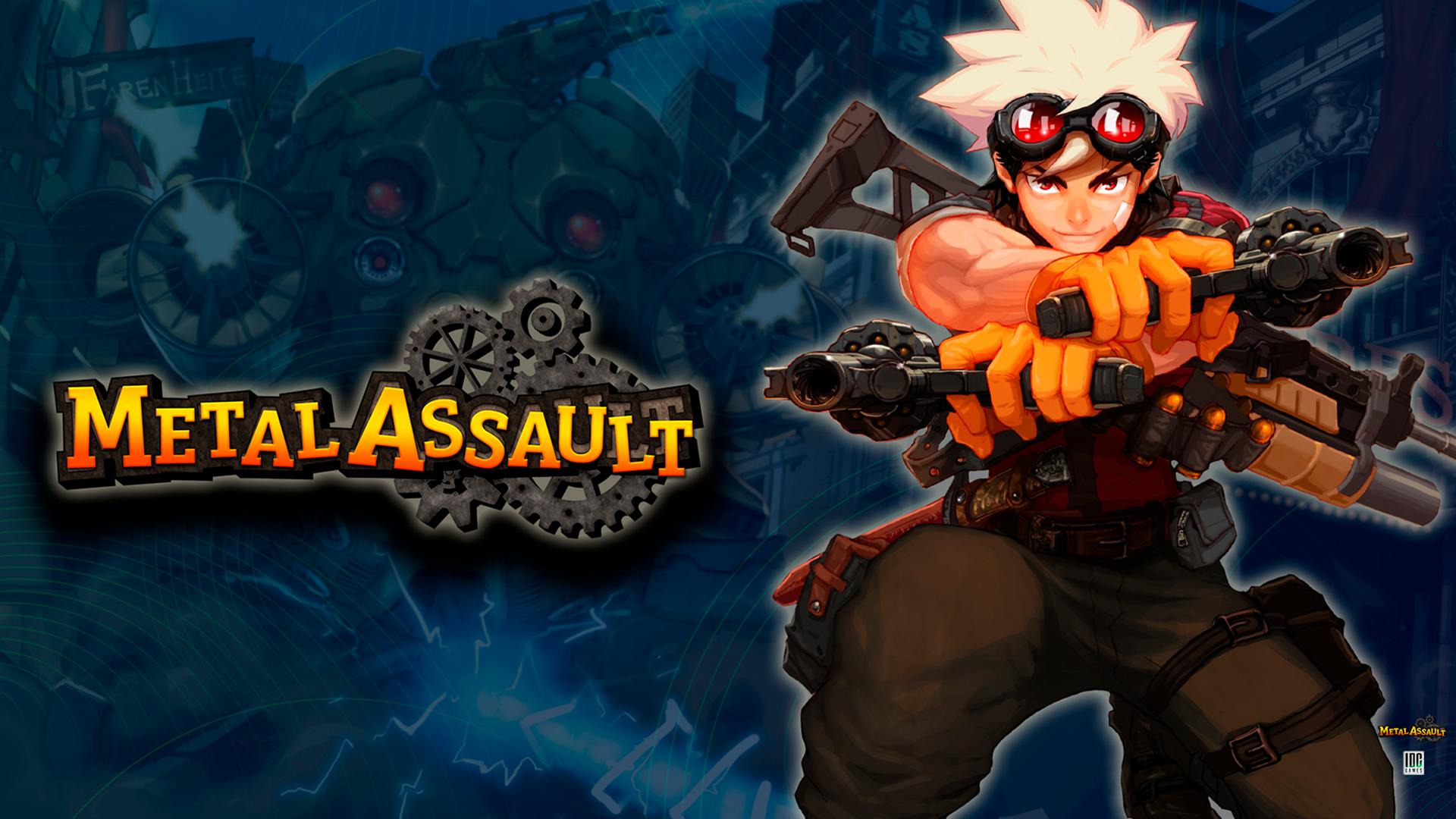 Metal Assault - Carl