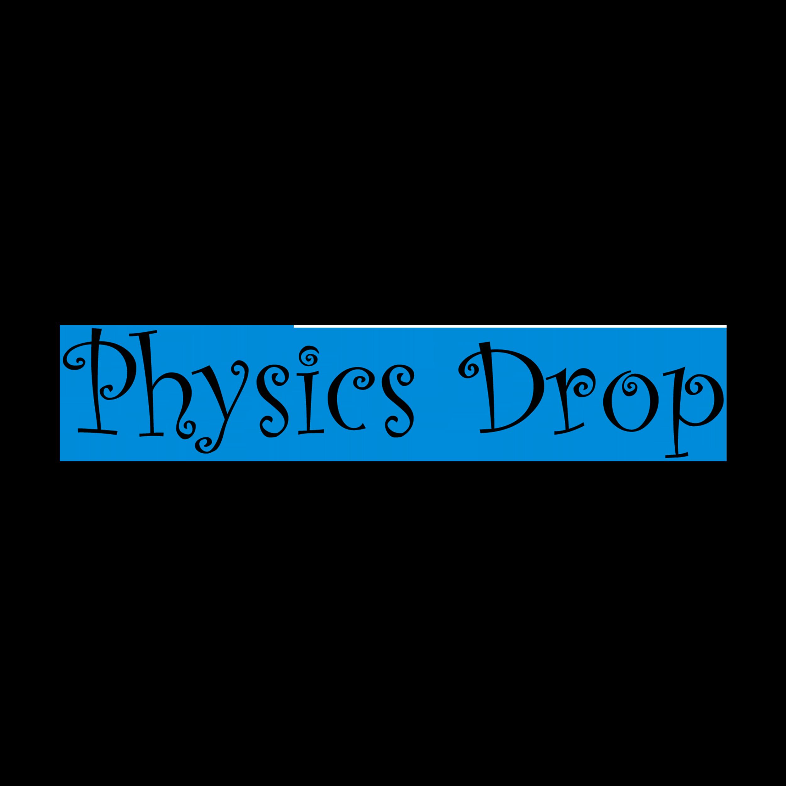 Physics Drop logo