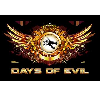 Days of Evil logo