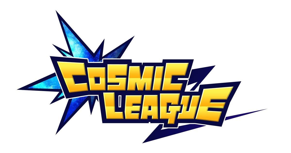 Cosmic League logo