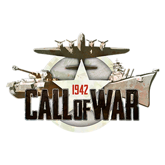 Call of War 1942 logo